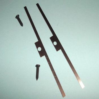 2 x Pickups & Screws - O Scale